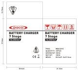 Chargeur commercial de véhicule de la batterie d'acide de plomb 24V 10A d'Afficheur LED d'assurance