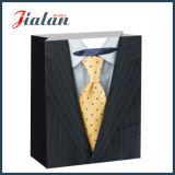 Bolso de ropa de papel de encargo barato del precio de fábrica del diseño del hombre de la promoción