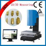2.5D Instrument van de Diameter van Miscroscope het Video Metende