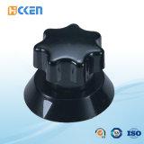 Aangepaste Zwarte ABS Plastic het Vormen van de Injectie Producten