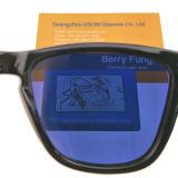 Черный цвет с антибликовым покрытием и Cat3 солнцезащитные очки Бич стиле солнечные очки