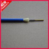 3.0mm Kabel van de Vezel van 2 Kernen de Veelvoudige Optische Gepantserde Multimode