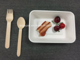 ثفل مستهلكة أبيض [500مل] طعام صندوق