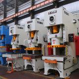 Jh21 máquina de perfuração mecânica & hidráulica do frame da série C de 200 toneladas de folha do metal de potência da imprensa