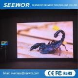P en alta definición6.66mm Color exterior de la pantalla LED para alquiler con el Gabinete perfecta