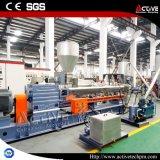 Hoge Vullende die Pelletiseermachine voor TPE/PU/PC/TPU/Tpo wordt gebruikt