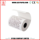 Papier d'impression Format personnalisé Papier thermique