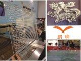 Chorro de agua CNC Máquina de corte de la puerta de vidrio