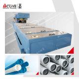 Máquina de hacer la toma de tubería de PVC plástico