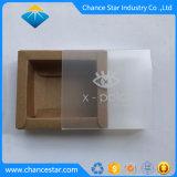 Papel plegable personalizado Caja deslizante con camisa clara