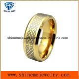 Juwelen de van uitstekende kwaliteit van het Lichaam van het Wolfram van de Laser van het Gouden Plateren (TSTG007)
