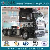 T7h 6X4 Vrachtwagen de van uitstekende kwaliteit van de Tractor van de Motor HOWO