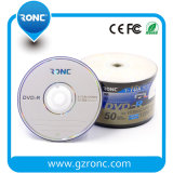 DVD+R/DVD-R en blanco 4.7GB 16X con el papel del color