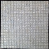 بيضاء [فرش وتر] قشرة قذيفة 20*20 فسيفساء