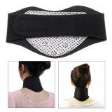 Aquecimento infravermelho distante para proteger a cintura terapia magnética quente vibrar a correia com massagem