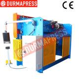 Wc67y-125t/4000 Prijs van de Machine van de Rem van de Pers van het Roestvrij staal de Hydraulische