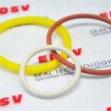 Oranjegele Witte O-ringen NBR/O-ringen