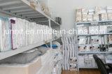 Cajas de encargo 100% de la almohadilla del llano 300tc de la colección del hotel del algodón de la almohadilla de la cubierta de la venta al por mayor blanca del bulto