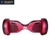 전기 스쿠터 2 바퀴를 균형을 잡아 각자 10 인치 바퀴 Hoverboard
