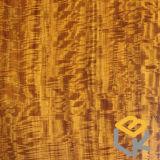 Papel impregnado melamina decorativa de madera del grano para los muebles del surtidor chino