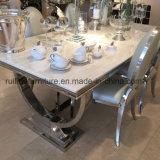 Diner Tableau en verre blanc noir moderne de Louis de Tableau de console le premier