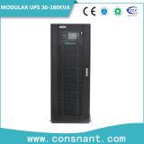 UPS en ligne modulaire de Sinewave de pente industrielle (30-300kVA)