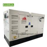 Cummins/Perkins/Weichai petit silencieux diesel électrique portable/accueil générateur de puissance électrique