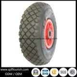 Ruedas de caucho de neumático 8'' 2.50-4 / Rueda neumáticos de caucho