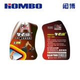 Contrassegno ed autoadesivo UV di stampa per le benne impaccanti del prodotto chimico