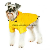 Impermeável Pet Hooded Dog Jacket