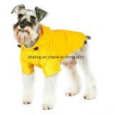 防水ペットフード付き犬のジャケット