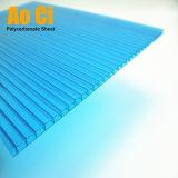 Construction de matériel de toiture en polycarbonate serre PC Panel