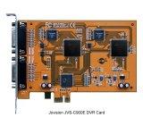 DVR карты - 8 CH H. 264 сжатие D1 в режиме реального времени (JVS-C900E)