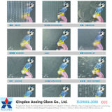 Vidrio Tempered/del flotador de modelo para el vidrio del vector/de ventana