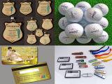 Stampante UV multifunzionale di A3 LED per la bottiglia rotonda, la sfera di golf, la cassa del telefono e la penna