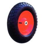 """12 """" 손수레를 위한 압축 공기를 넣은 고무 바퀴 (PR1501)"""
