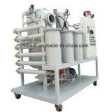 다단식 높은 진공 변압기 기름 절연성 기름 필터 기계 (ZYB-50)