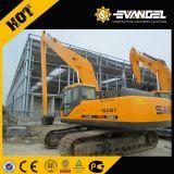 Preço hidráulico médio novo da máquina escavadora da esteira rolante da cubeta da tonelada 1.5cbm de Sany 34.5 (SY335C)
