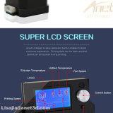 Stampante poco costosa del rifornimento DIY 3D con lo schermo dell'affissione a cristalli liquidi