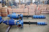 Мотор насоса турбины двухфазового вертикального Пол-Вала асинхронный вертикальный (IP54)