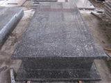 花こう岩及び大理石の墓碑(JLの石)