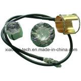 Зажимы коаксиального кабеля приспособления фидера заземляя набор