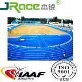 Met rubber bekleede Atletische Oppervlakten voor Renbaan