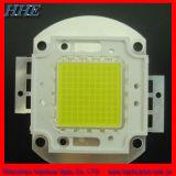 Blanco de alta potencia 100W diodos LED