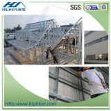 Панель сандвича EPS цемента волокна для Prefab дома
