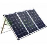 캐라반을%s 10m 케이블을%s 가진 태양 전지판을 접히는 200W