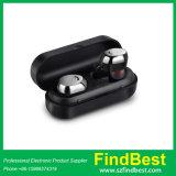 M9 Oortelefoon van Bluetooth van het Geval van de Last van het Metaal Earbud van de Hoofdtelefoon van Tws Bluetooth de Draadloze