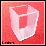 習慣双方の冷淡な水晶ガラスのセル