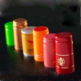 Cápsula disponible del vino del PVC de la alta calidad para el embalaje de la botella