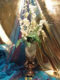 De Pot van de Bloem van het Glas van Polyresin (MR0510112)